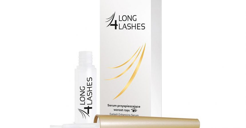 Wimpernserum-Long4Lashes